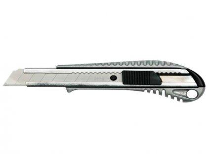 Nůž ulamovací EXTOL PREMIUM kovový 9mm s výztuhou