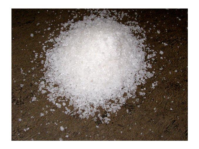 Italská jedlá mořská sůl hrubá