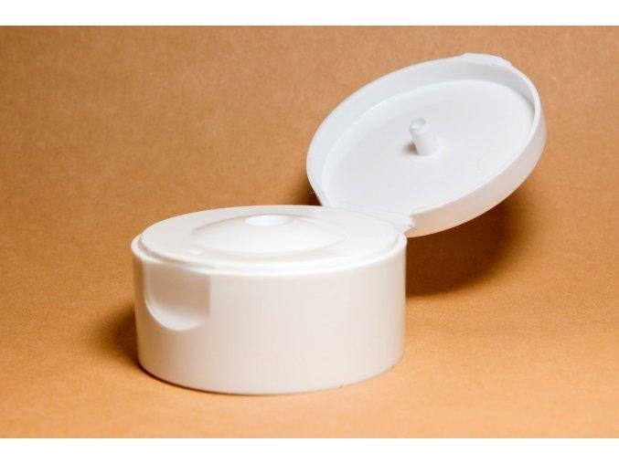 Uzávěr MIRA 24 mm bílo-bílá