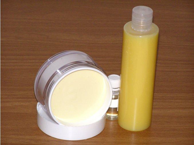 Pěna z bambuckého másla s koenzymem Q10  200g