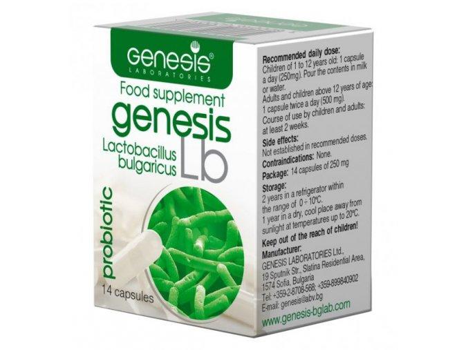 Screenshot 2021 03 17 Probiotika Genesis LB, 14 kapslí Bulgaricus eu
