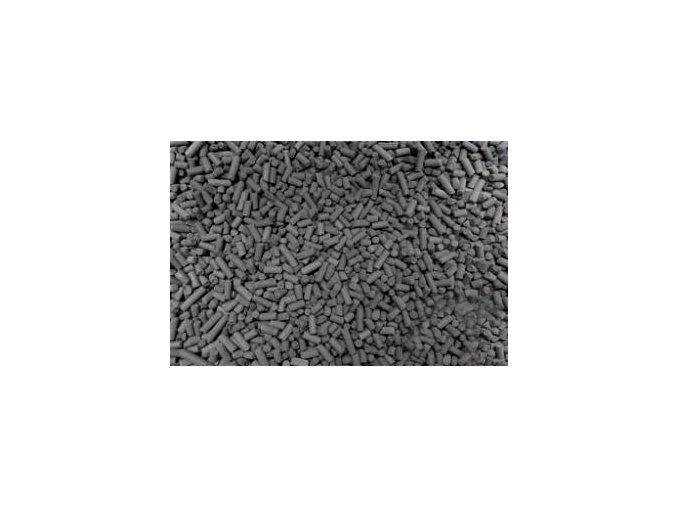 Aktivní uhlí granulované průměr 1.5 mm 0,5 kg