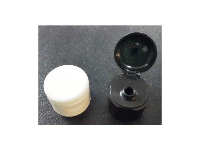 Uzávěr Flexi  ALIA 24 mm -  bílé / černé / zelené