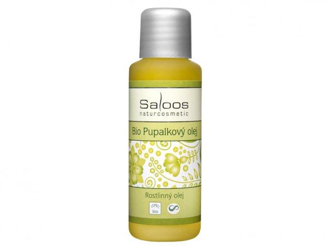 SALOOS Pupalkový olej bio LZS 20 ml