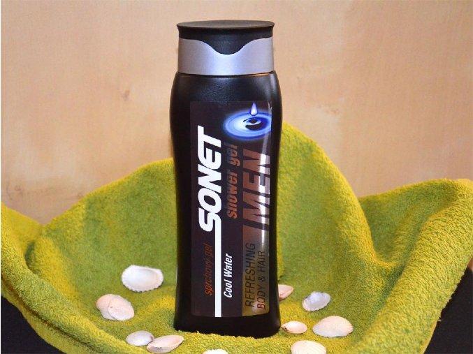 sprchový gel men