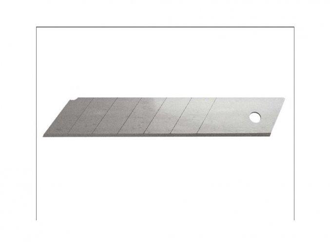 18 mm náhradní břit lámací CRAFT sada 10 ks