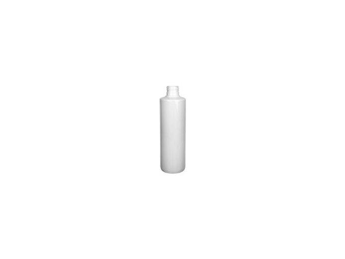 68 plastova lahvicka 250 ml valcova bila zavit gl24 main thumb