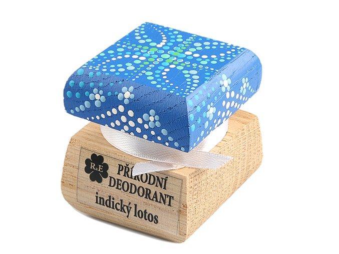 Přírodní deodorant indický lotos