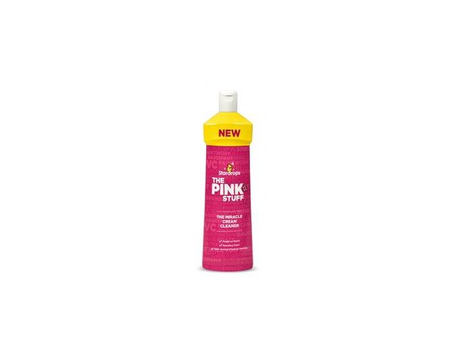 The Pink stuff miracle cream cleaner Růžový zázračný čistící krém 500 ml 3