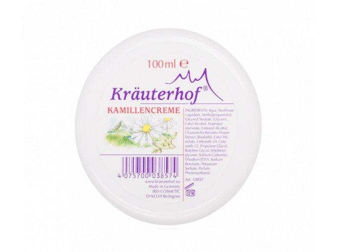 Kräuterhof Heřmánkový krém 100 ml
