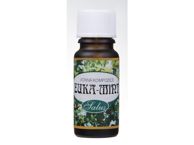 Esenciální olej Euka mint 10 ml