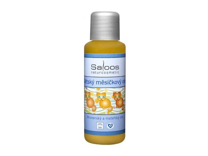 Dětský měsíčkový olej 50 ml