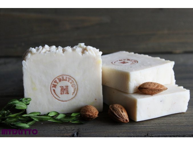 Grekio mandlové mýdlo 100 g