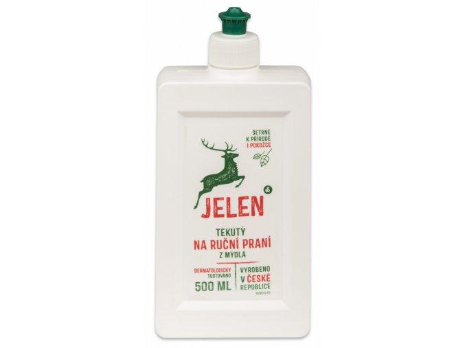 Jelen tekuté mýdlo pro ruční praní 500 ml