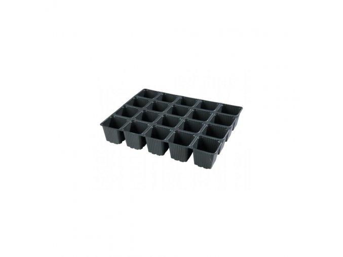 Sadbovač plastový dělitelný 3040 20