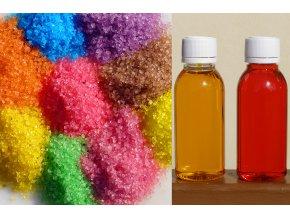 Big sada koupelových solí 15 kg 9 barev