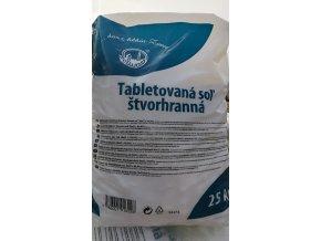 Tabletová regenerační sůl /R/25 kg