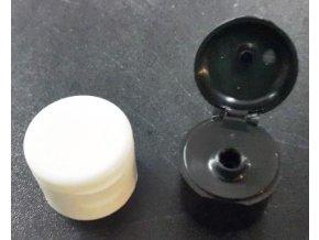 Uzávěr Flexi 24 mm - bílý / černý
