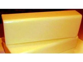 Mýdlová hmota crystal HONEY s medem