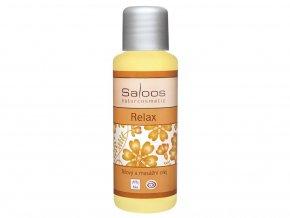 SALOOS Relax tělový a masážní bio olej 50 ml