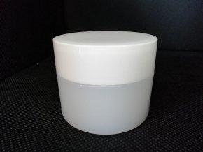 KOLAPS lékárenská mléčná 50 ml dvouplášťová bílé víčko 1