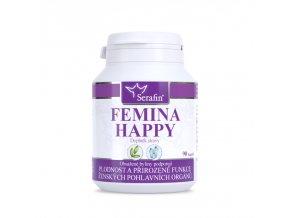 Přírodní kapsle Femina happy