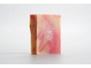 Tuhé mýdlo Mýdlo z louky Citrusové 90 g 2