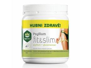 Psyllium Fit&Slim 180 kapslí