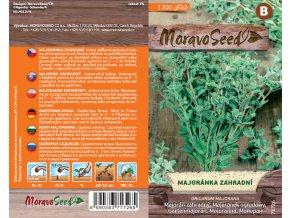 71726 Majoranka zahradni