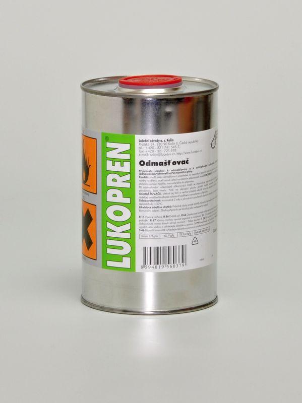 Lukopren - pomocné přípravky