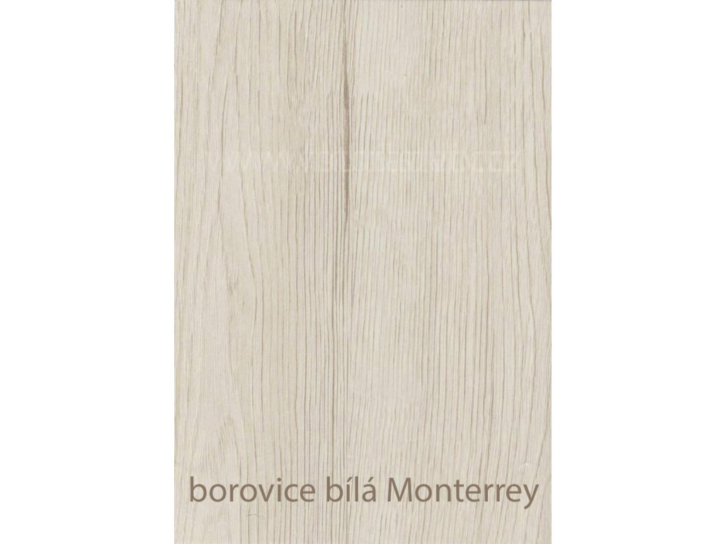 renovacni folie borovice bila monterrey
