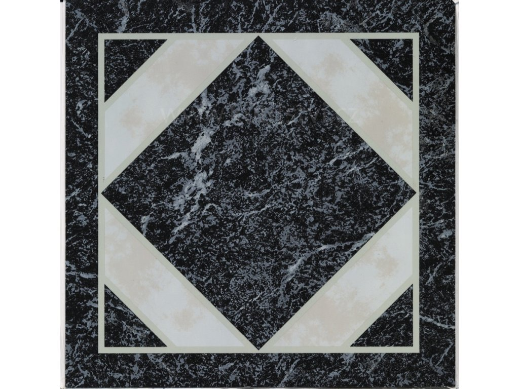 50936 podlahove samolepici ctverce mramor s ornamentem ii rozmer 30 5x30 5cm baleni 11ks 2745050