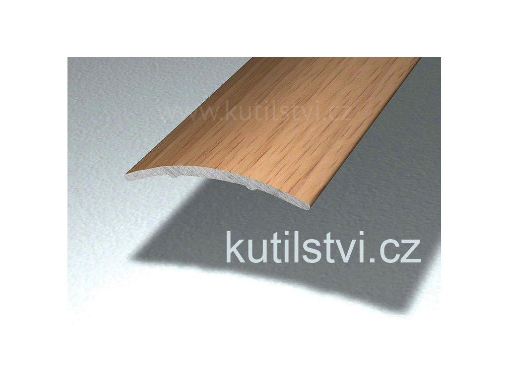 Samolepící podlahová  přechodová lišta, šířka lišty 30mm