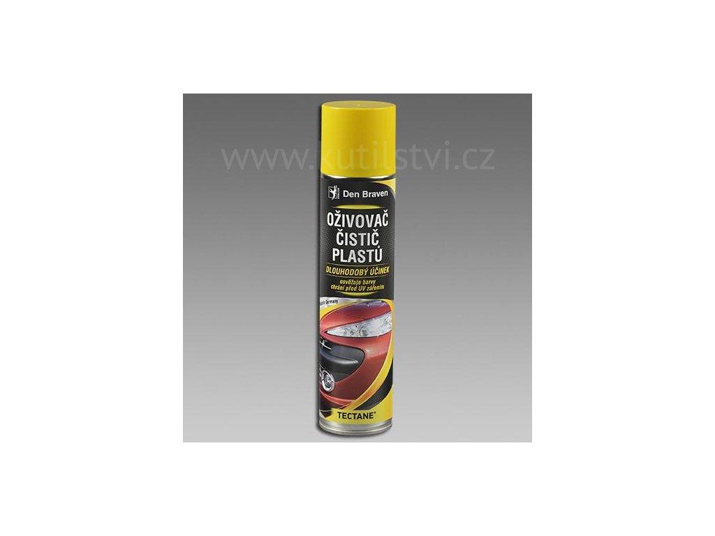 Oživovač - čistič plastů, sprej 400 ml