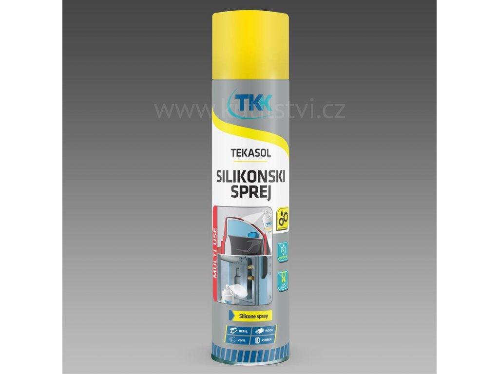 Silikonový sprej Tekasol, objem 400 ml