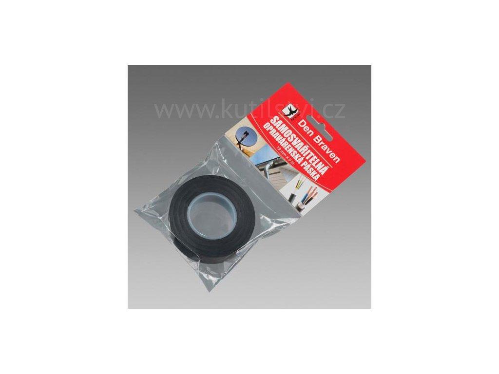 Samosvařitelná opravárenská páska, 19mmx5m