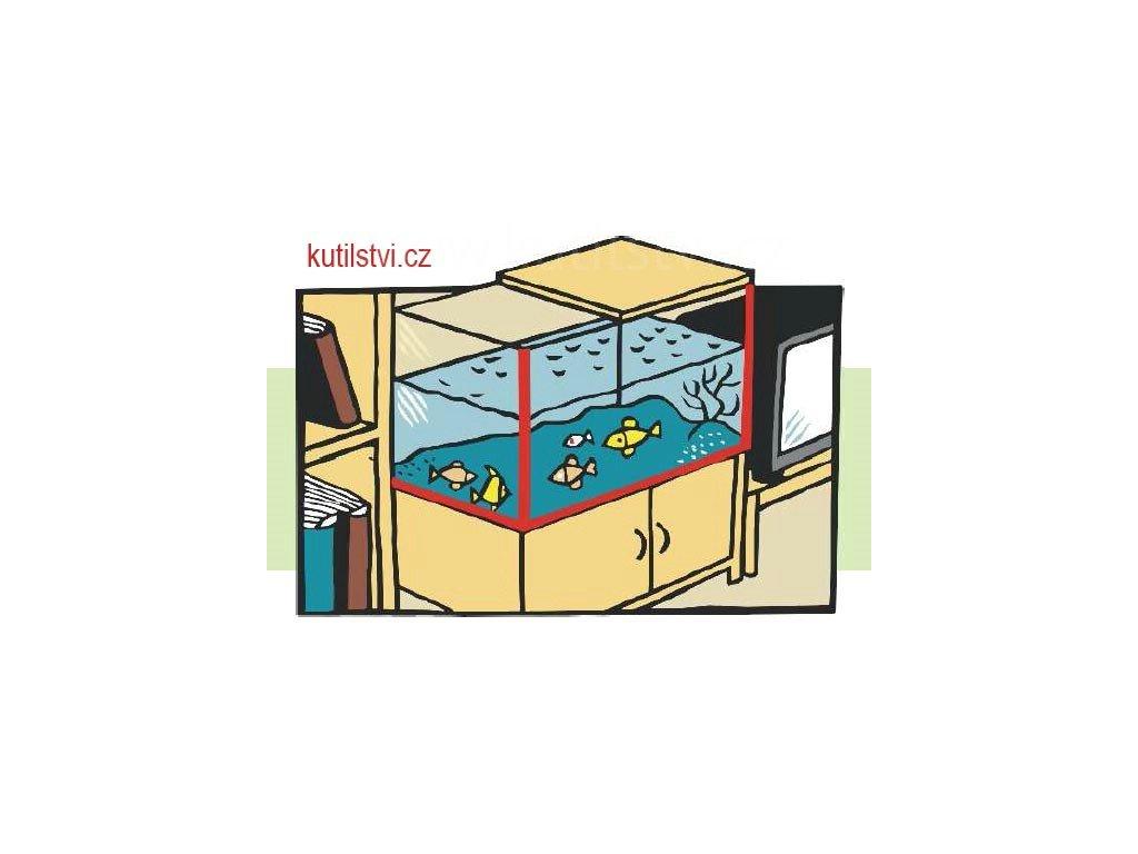 Silikon na akvária Lukopren S 6410, 310 ml