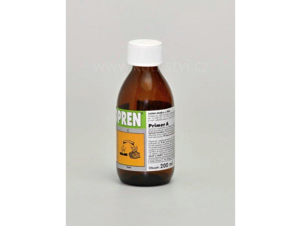 Lukopren PRIMER A, na zlepšení adheze, 200  ml