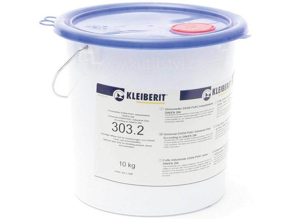 KLEBIT 303,2 - lze doplnit tužidlem 303,5, 4,5 kg, 10 kg, 28 kg, 130 kg