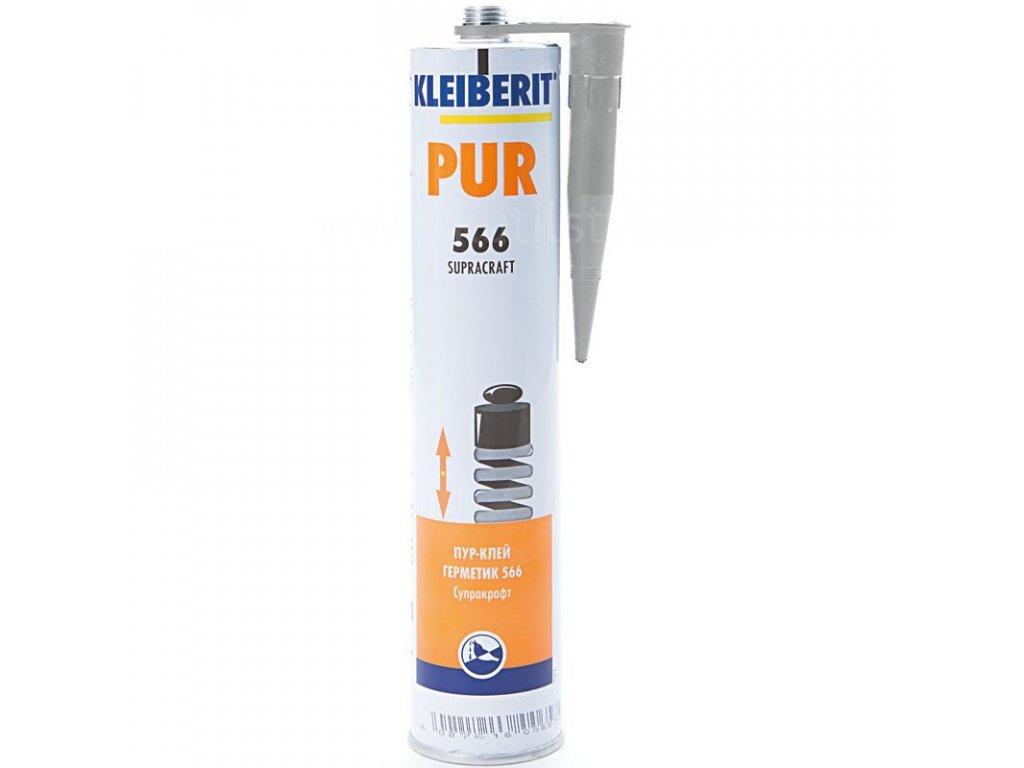 Kleiberit SUPRACRAFT PUR 566,0, na přímé lepení laminátové podlahy, 310ml