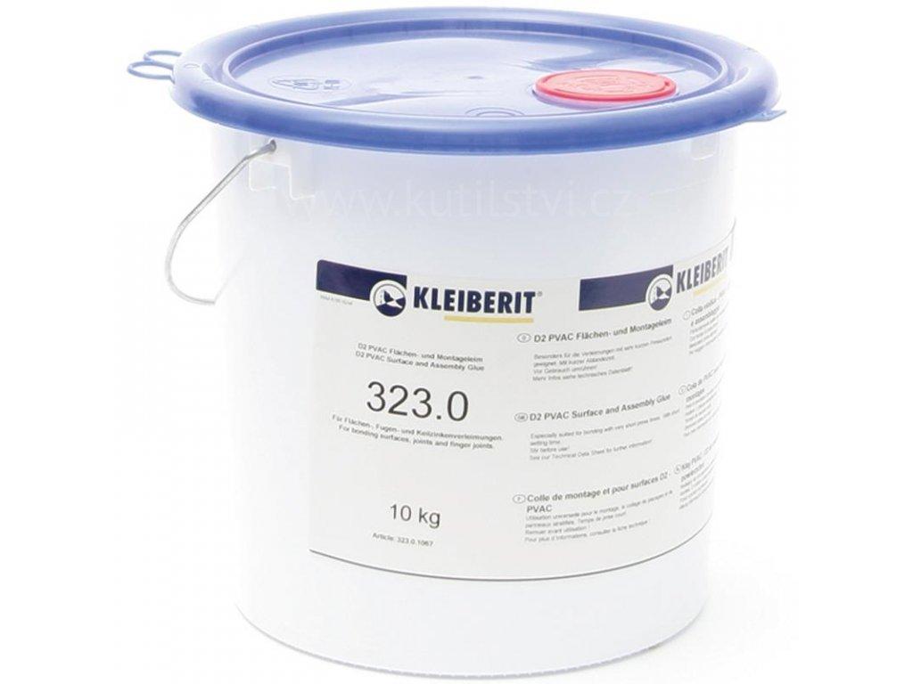 KLEIBERIT 323,0, na lepení kolíkových a čepových spojů, 10kg