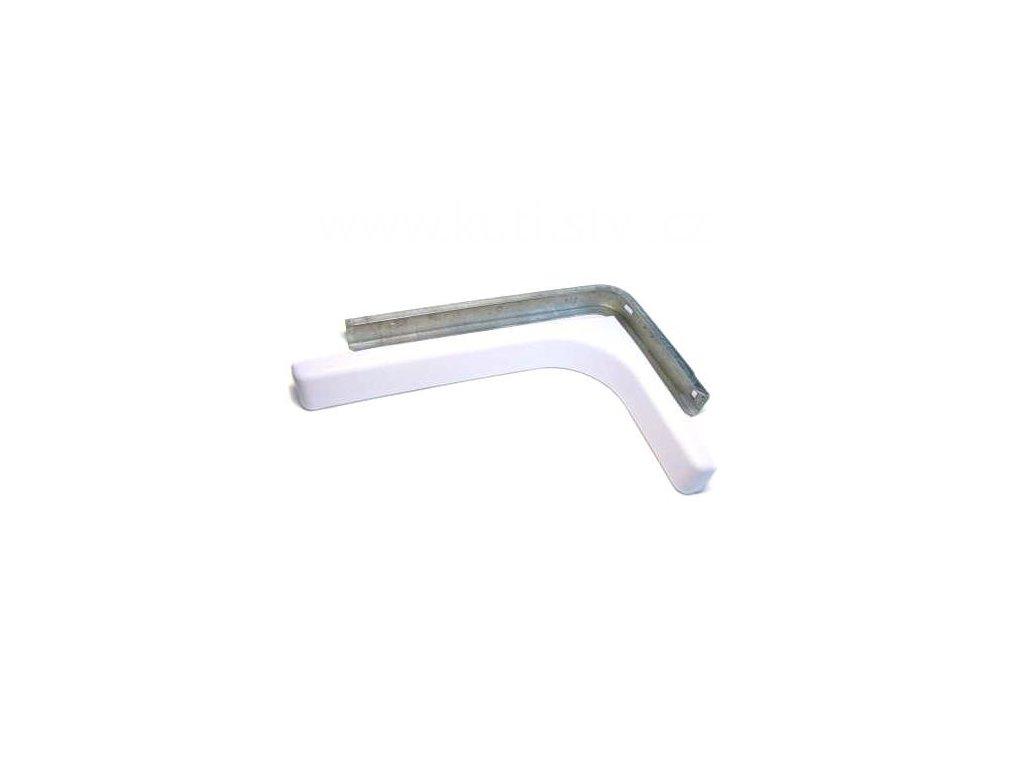 Policová konzola, délka 240 mm