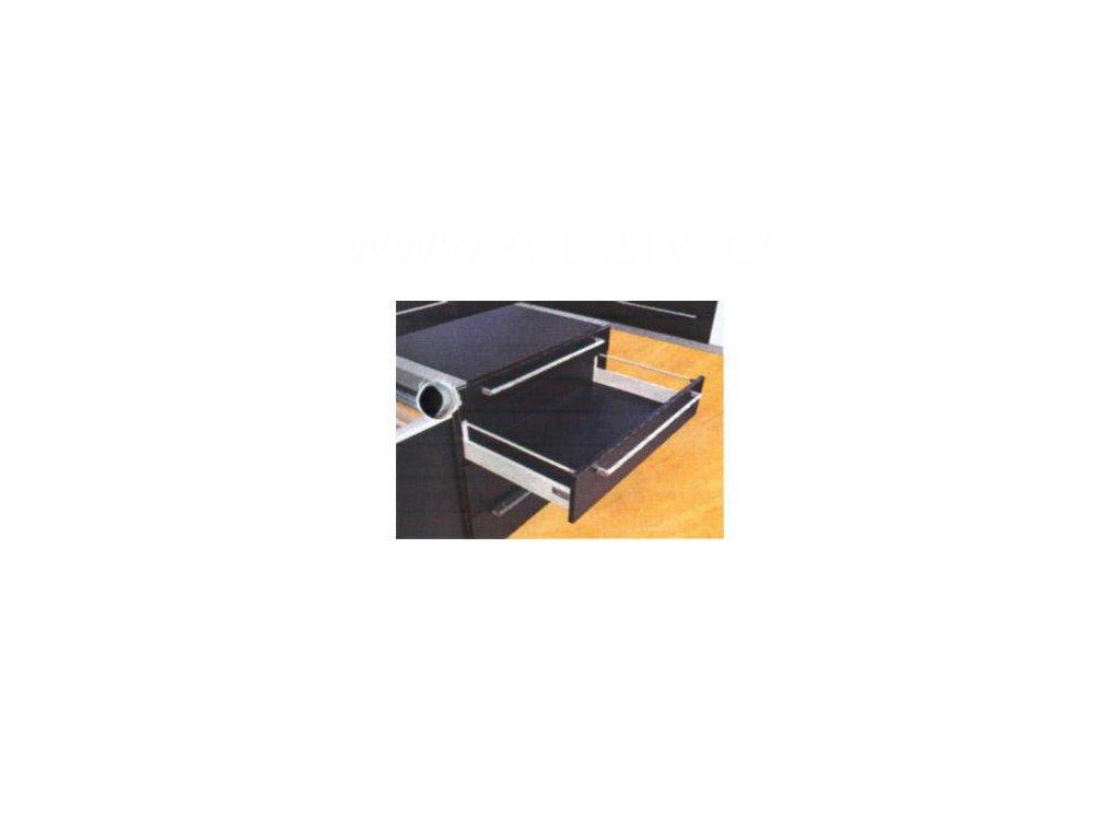 Zásuvkový set, SMART BOX, 1 reling