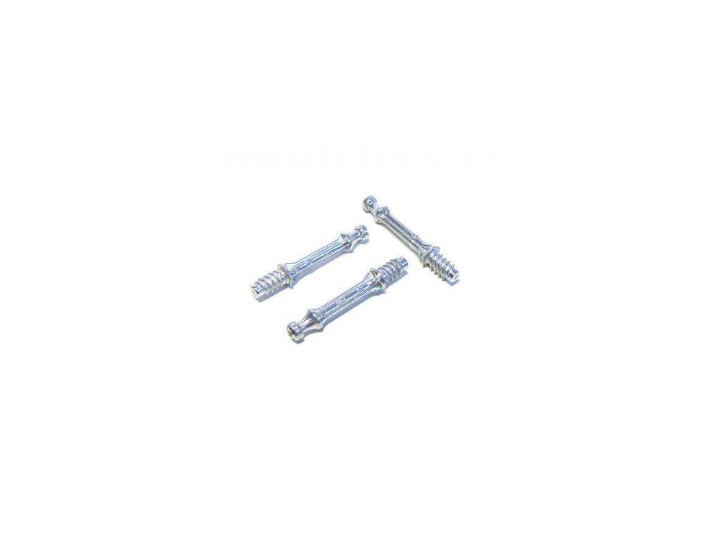 Táhlo, 7x34 mm, zinek, samořezné