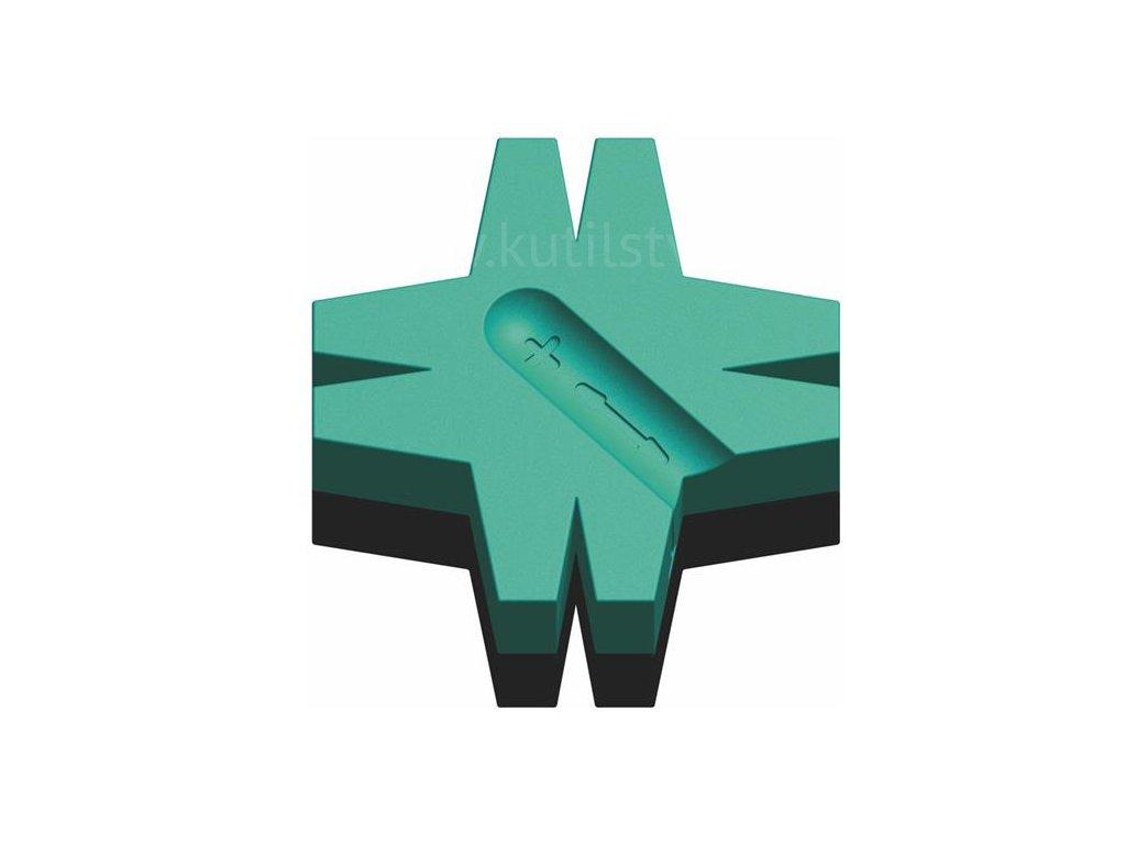 Magnetizační hvězdice, průměr 48 mm