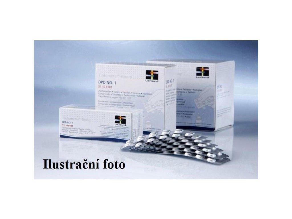 Náhradní tablety, sada, 30xCl a 30xpH