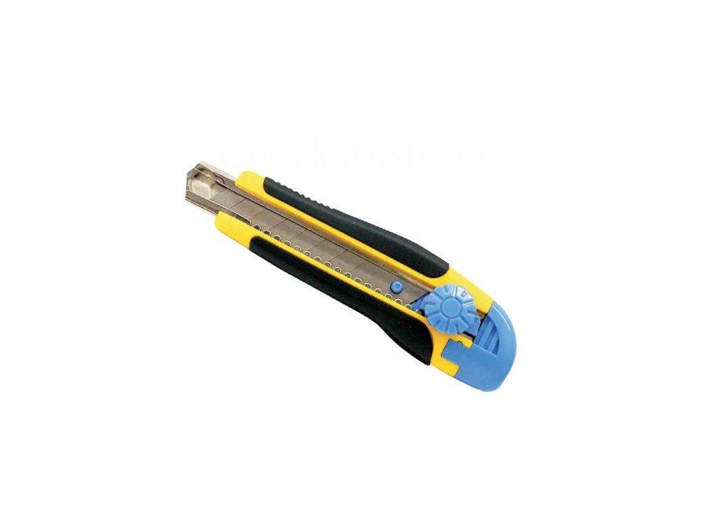 Nůž odlamovací SX-83, 18 mm, plastové kolečko