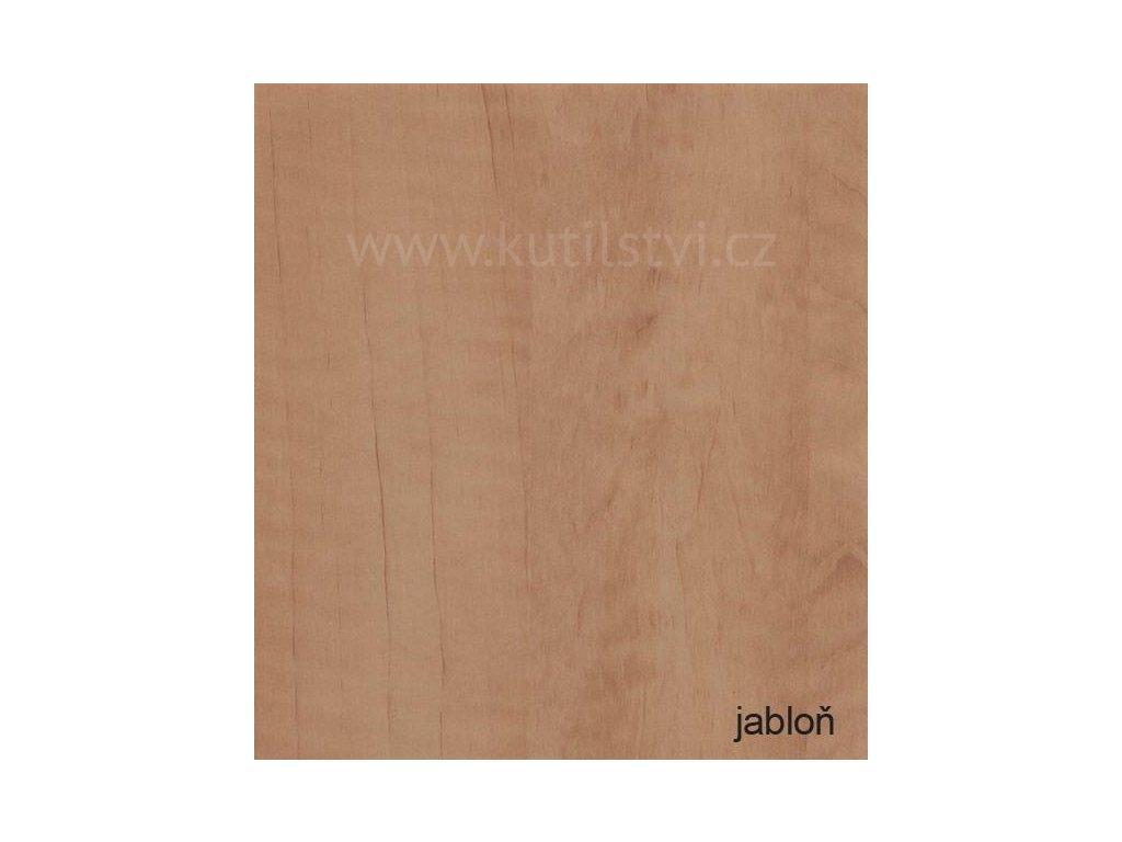 Profesionální renovační folie na dveře a nábytek - vzor Jabloň (Vzor Jabloň, 1 metr)