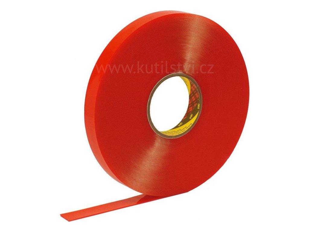 3M oboustranná páska VHB 4910 F, vysoce transparentní, UV stabilní