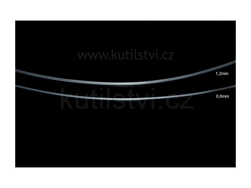 Silonová fixační struna 0,8 mm pro ISSO žaluzie a textilní rolety